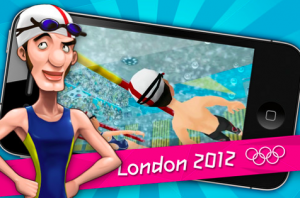 captura del juego London 2012 Official Game