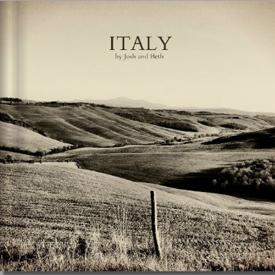 Portada libro 'Italy'