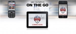 Cabecera NBC Olympics on the go