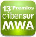 Logo Premios MWA Cibersur
