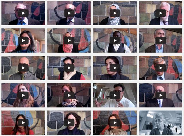 Acceso galería vídeos WPFD
