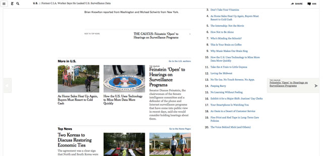 acceso noticias laterales