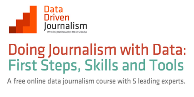 Data Driven Journalism Course