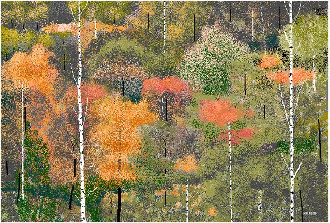 Hal Lasko paint