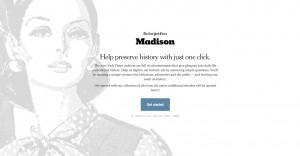 Madison en el NYT