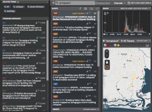 Dataminr Context Dashboard