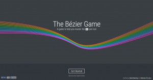 The Bézier Game