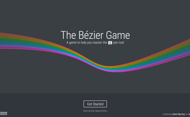 The Bézier Game