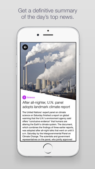 newsdigest app