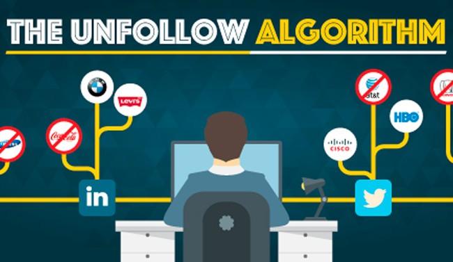 Gestión de redes sociales: ¿por qué dejamos de seguir a las marcas?