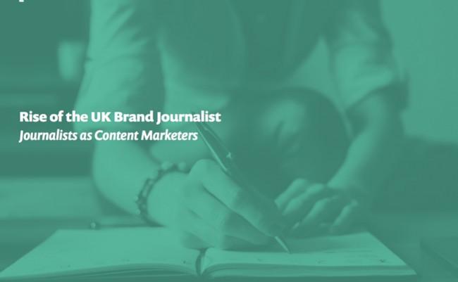Informe sobre el Periodismo de marca como salida profesional