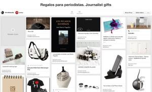regalos para periodistas